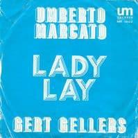 UMBERTO MARCATO Il Bimbo (El Bimbo) Vinyl Record 7 Inch Italian UM Signed